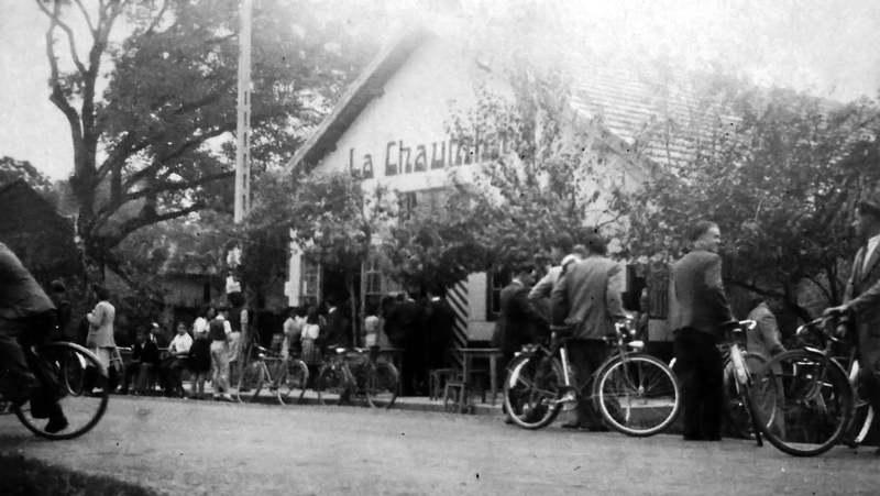Le tour du Limousin à Pazayac